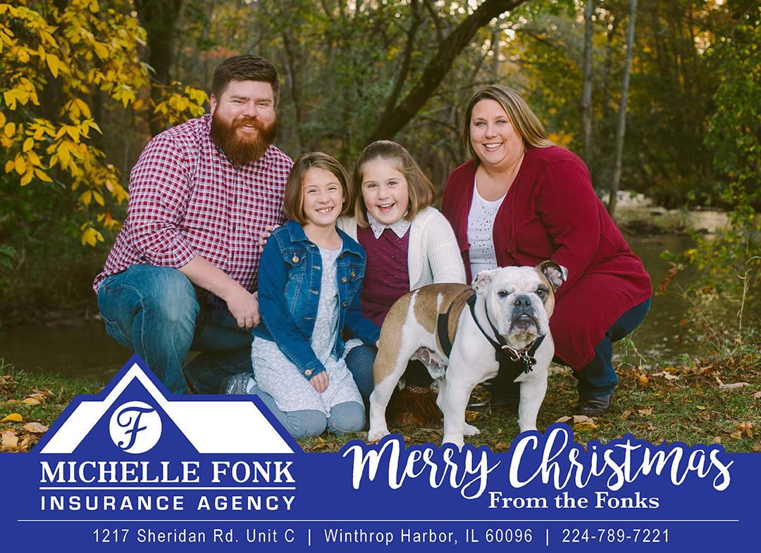Michelle Fonk Insurance Agency!